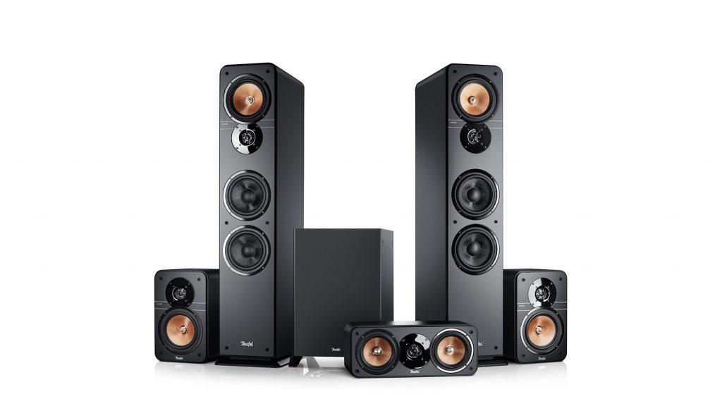 5.1 Surround systeem