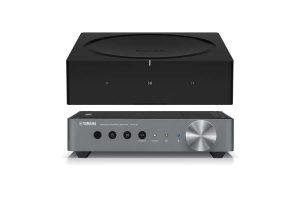 Sonos Amp vs Yamaha WXA-50